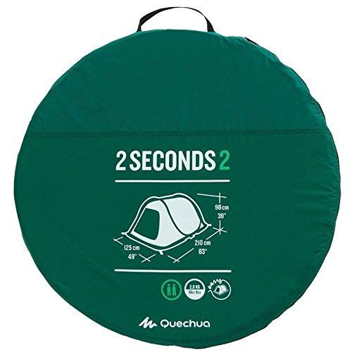 Quechua 2 Seconds II - Tienda de campaña instantánea ...