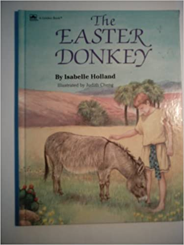 Book The Easter Donkey by Golden Books (1988-01-01)