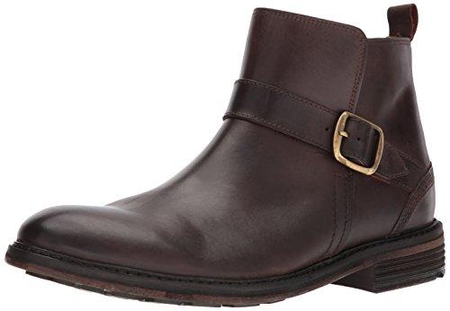G.H. Bass & Co. Men's Hawk Fashion Boot, Dark Brown, 9.5 M ()