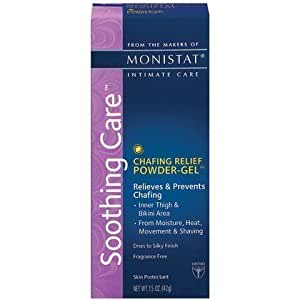 Monistat SootTing Care Chafing Relief Powder-Gel, 1.5-Ounce Tube by Emerson Healthcare LLC for Concepts in Health, Inc BEAUTY