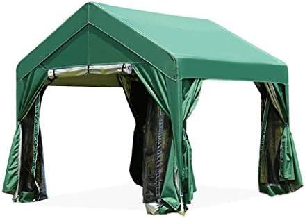 DJPB 防水シート耐摩耗車庫の結婚式はターポリンでアイレット折り畳み式防雨耐摩耗引裂き抵抗プラントシェードをシェッド 4PB08 (サイズ : 4x6m)