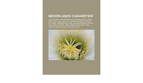 Nederlands cabaretier: Jaap Fischer, Wim Sonneveld, Karin ...