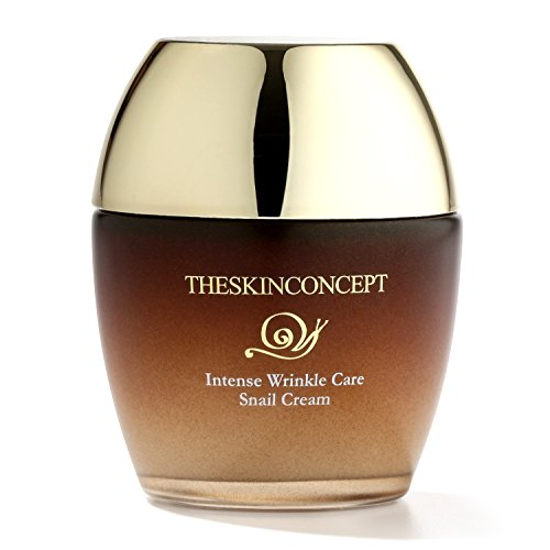 CONCEPT SKIN Snail Cream for Dry to Normal Skin (Snail Extract)
