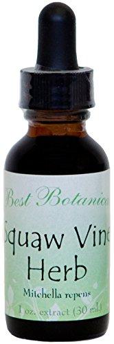 (Squaw Vine Herb Extract 1 oz.)