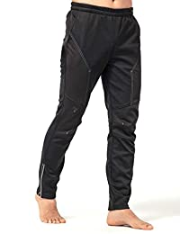 INBIKE Men's Winter Windproof Thermal Bike Pants Outdoor Sports Trousers for Cycling