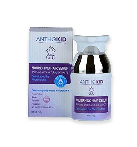 Baby Nourishing Rapid Hair Growth Enhancing serum 25.0 - Identity Curl Cream