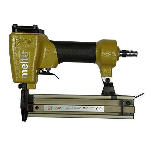 F32 18 Gauge 3/8-Inch to 1-1/4-Inch Power Brad Nailer Gun Air Finish Nailer