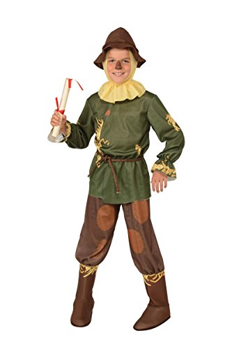(Wizard of Oz Halloween Sensations Scarecrow Costume, Small (75th Anniversary)