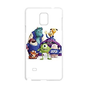 Personal Phone Case Monsters university For Samsung Galaxy Note 4 N9100 LJS2702