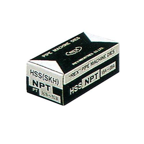REX工業 166010 AC HSS 25A-40A マシン チェザー(1-1.1/2) スポーツ レジャー DIY 工具 研削 研磨 14067381 [並行輸入品] B07GTXDGWQ