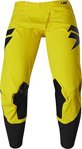Gear Shift Drum (Shift Racing 3lue Risen 2.0 Men's Off-Road Motorcycle Pants - 34 / Navy/Yellow)