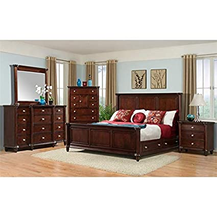 Amazon.com: Picket House Furnishings Gavin 6 Piece Queen ...