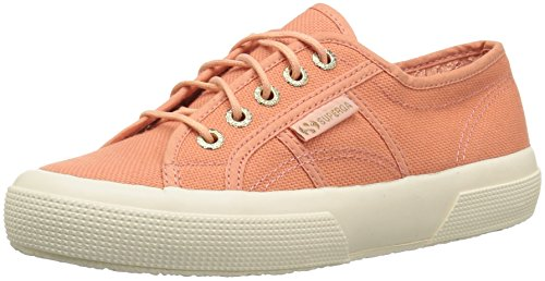 Superga Womens 2750 Cotu Sant Ambroeus Sneaker Peach QOjH8
