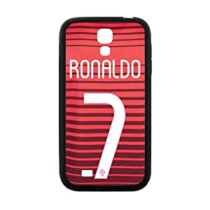 Happy Ronaldo Cell Phone Case for Samsung Galaxy S4