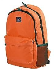 حقيبة ظهر مدرسيه من مينترا للجنسين، برتقالى
