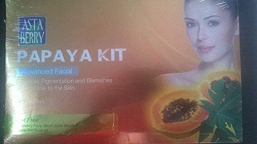 Bridal Astaberry Glow Facial Kit Papaya
