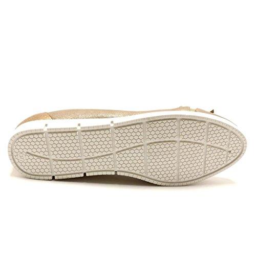 Donna Bombes Bronzo P'tites Sneaker Les PYfq6wxtx5