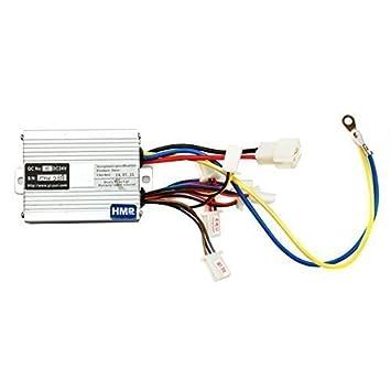 HMParts - E-Scooter E-Bike - Steuergerät Controller - 24V 250W - YI ...
