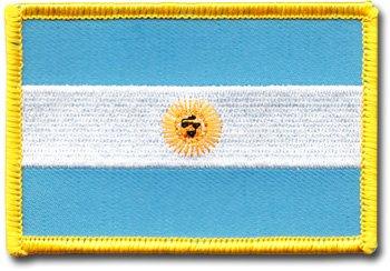Argentina - Country Rectangular ()