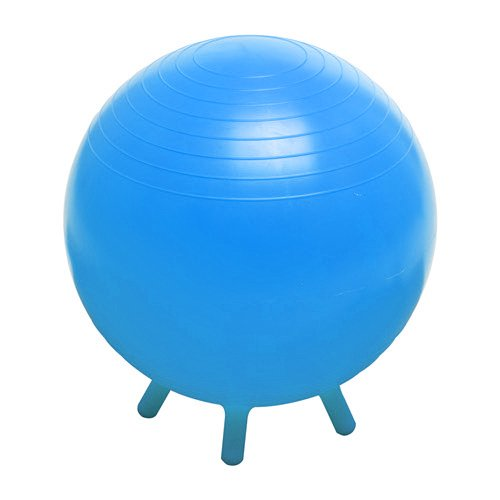 Suesport 55cm Anti Burst Gym Ball Kit With Pump 3 Size