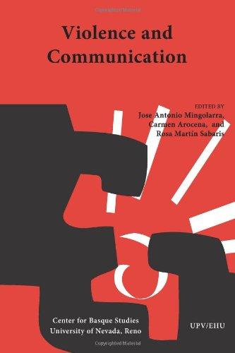 Violence and Communication (Volume 1) PDF