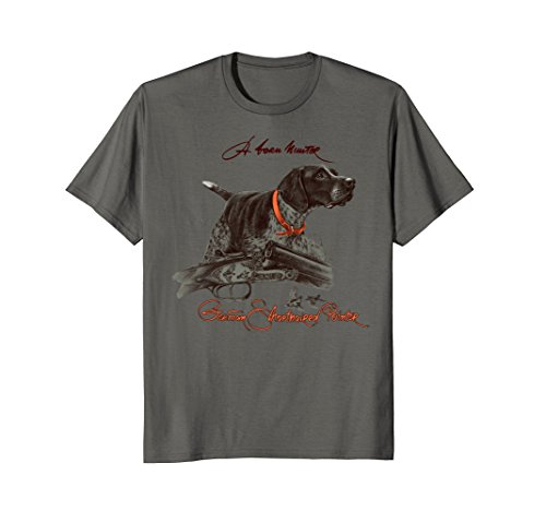 German Shorthaired Pointer Shirt. A Born Hunter!