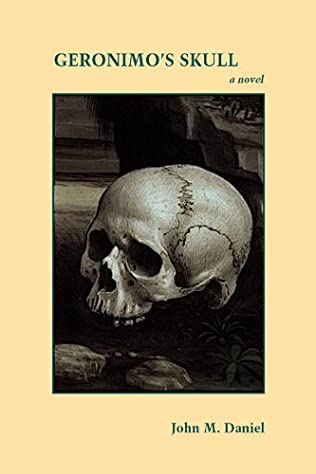 book cover of Geronimo\'s Skull