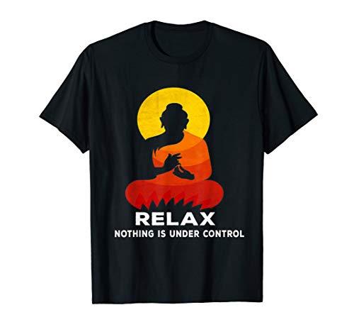 (Buddha Quote T-Shirt, india hindu shanti T shirt)