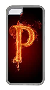 Durable Mobile Phone Protection Shell Burn PCases For iPhone 5C - Summer Unique Wholesale 5c Cases Transparent Soft Edge Case