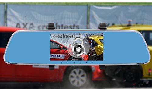 Dreamyth V25 1080P HD1.3MP Webcam Car DVR Dual Lens Cameras Vehicle Rear Video Recorder,,American Warehouse Shippment by Dreamyth (Image #1)