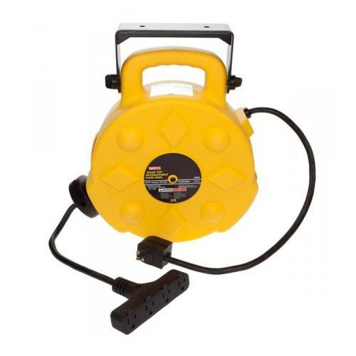 Bayco SL8904 50 ft. Professional Quad Tap Extension Cord