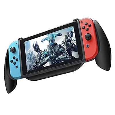 Amazon.com: KINYEE Charging Grip for Nintendo Switch - Ultra ...