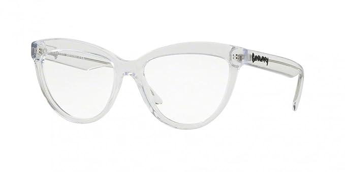 b67238b45b Burberry 0BE 2276 3024 51 Gafas de Sol, Blanco (Transparent), Mujer:  Amazon.es: Ropa y accesorios