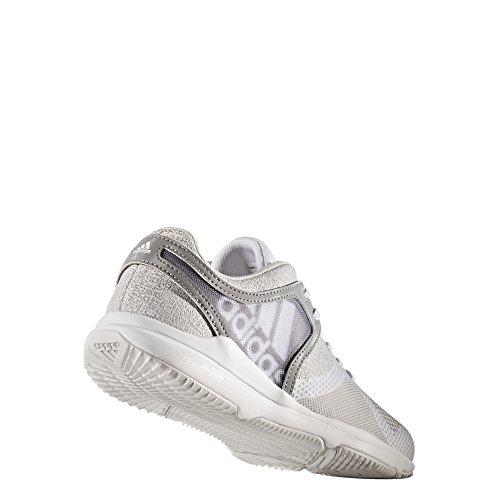 De Fitness Crazytrain Gris blanc Femme Cf Adidas Chaussures gritre ftwbla Multicolore griuno W dqXxIq1nw