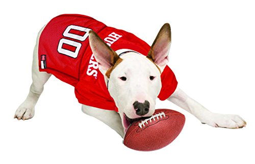 Image of Pets First NCAA Nebraska Huskers Dog Jersey, XX-Large