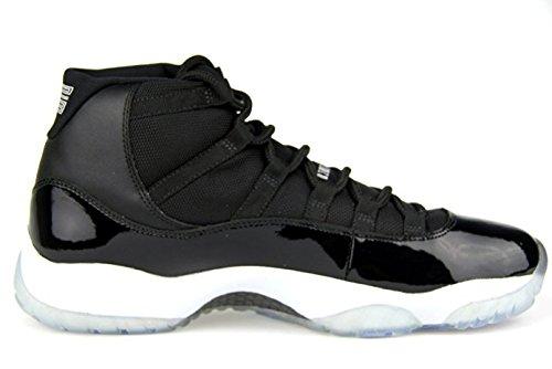 Air-Jordan Men's Jordan 11 Retro clasic Space Jam Basketball Shoes