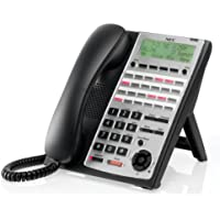 Sl1100 24-Button Full-Duplex Tel (Black) - Sl1100 24-Button Full-Duplex Backlit Display Tel (Black)Nec-1100063