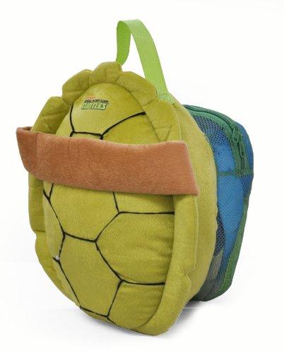 Backpack Nap Sack (Nickelodeon Teenage Mutant Ninja Turtles Pillow on The Go)