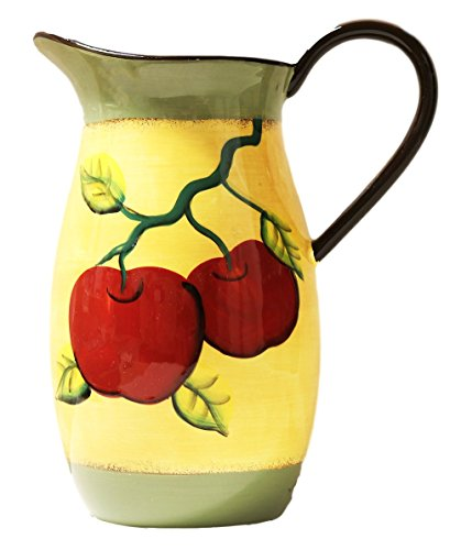 Apple on Branch Pitcher ()