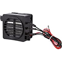 PTC Car Air Heater 100W 12V Energy Saving Car Fan Heater Constant Temperature Heating Element Heaters