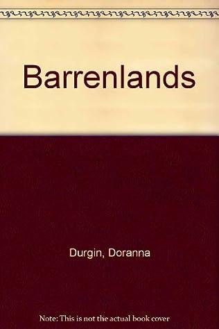 book cover of Barrenlands