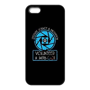 iPhone 5 5s Cell Phone Case Black Aperture Volunteer Grtdo
