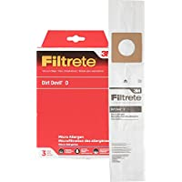 3M Filtrete Dirt Devil D Micro Allergen Vacuum Bag - 3 bags