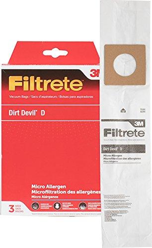 Dirt Devil D Vacuum Bag