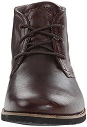 Rockport Men\'s Ledge Hill 2 Chukka Boot Dark Brown 10 M (D)