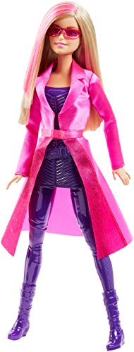 [Barbie Spy Squad Barbie Doll] (Spies Costumes)
