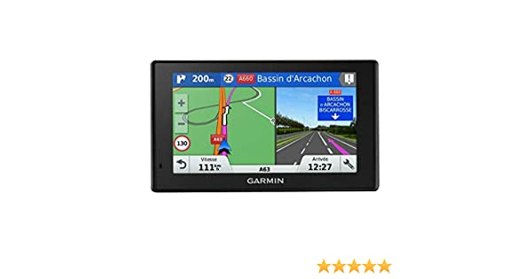 Garmin DriveSmart 51 LMT-S Fijo 5