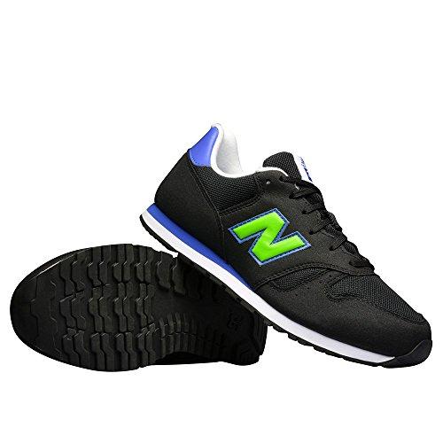 New Balance - Zapatillas de Material Sintético para mujer Negro negro