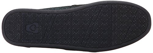 Bobs De Skechers Bliss Slip-Flat on Fashion - Dark Navy/Silver