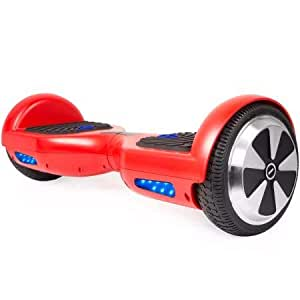 Amazon.com: Hoverboard Safe Smart Red Scooter - Molde de dos ...